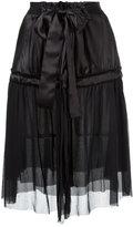 Ann Demeulemeester june skirt - women - Silk - 34