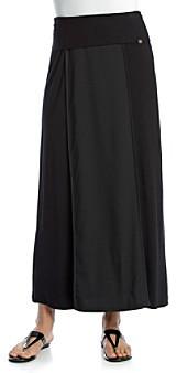 Calvin Klein Paneled Maxi Skirt