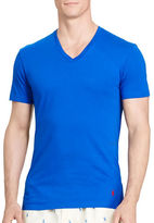 Polo Ralph Lauren Jersey V-Neck Tee- Pack of 3