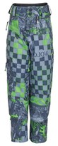 Volcom Patterned Quest Ski Trousers