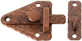 Rejuvenation McKinney NOS Copper-Plated Off-Set Cabinet Latch C1955