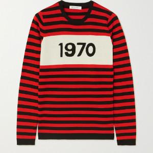 Parajumpers Bella Freud 1970 Sweatshirt - S / Red/Black
