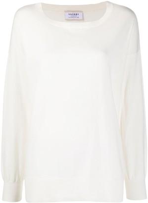 Snobby Sheep classic long sleeved T-shirt