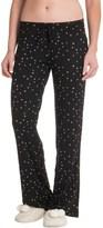 Isaac Mizrahi Tiny Stars Lounge Pants - Rayon (For Women)
