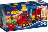 Lego Marvel Super Heroes Spider Truck Adventure