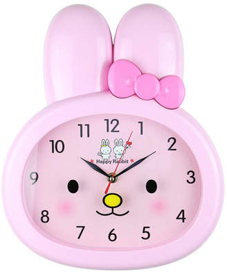 Orient Three Star Rabbit Children Wall Clock
