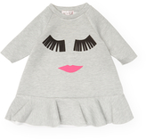Halabaloo Eyelash Dress
