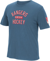 Reebok NHL New York Rangers Brushed Tee