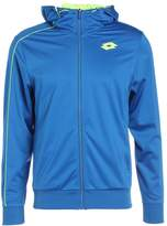 Lotto SPIDER Tracksuit top blue/yellow