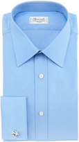 Charvet Poplin French-Cuff Shirt