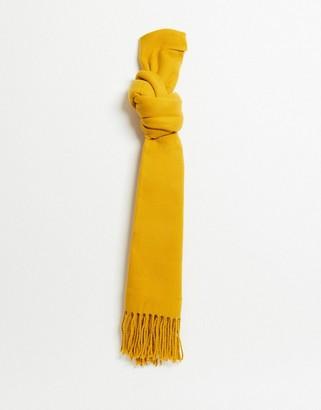 Monki brushed scarf