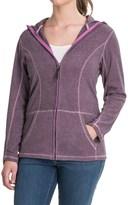 Stillwater Supply Co. Full-Zip Fleece Hoodie (For Women)