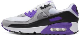 Nike 90 Womens 'Hyper Grape' Shoes - Size 5