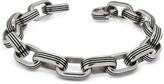 Zoppini Zo-Chain Stainless Steel Oval Link Bracelet