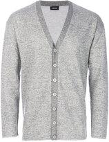 Diesel V-neck cardigan - men - Cotton - XXL