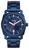 Fossil Round Stainless Steel Bracelet Watch