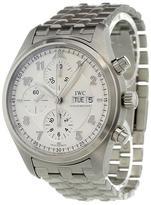IWC 'Spitfire' analog watch
