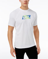 Nike Men's Graphic Dri-Fit Print Performance T-Shirt
