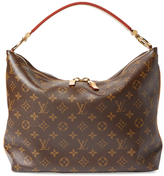 Louis Vuitton Vintage Monogram Canvas Sully PM
