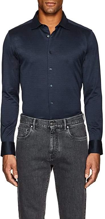 Ermenegildo Zegna Men's Cotton Shirt