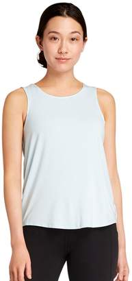 Danskin Womens' Twist Back Tank Top