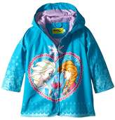 Western Chief Frozen Elsa Anna Rain Coat Girl's Coat