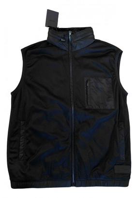 Prada Black Polyester Knitwear & Sweatshirts