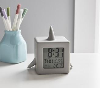 Pottery Barn Kids Light Up Shark Digital Clock
