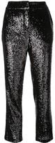 A.L.C. glitter detail trousers