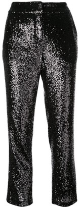 A.L.C. Glitter Detail Trousers