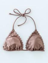 Boden Scallop Bikini Top