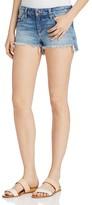 Joe's Jeans Step-Hem Denim Shorts in Yoselyn