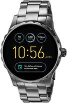 Fossil Q Marshal Gen 2 Stainless Steel Touchscreen Smartwatch FTW2108