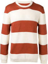 Golden Goose Deluxe Brand striped sweater - men - Cotton - M