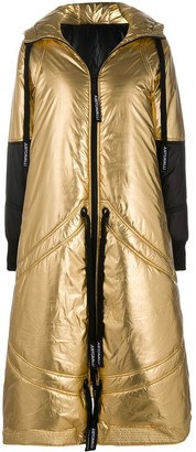 Just Cavalli Reversible Padded Coat