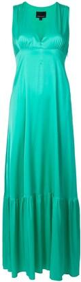 Cynthia Rowley Asher flounce gown