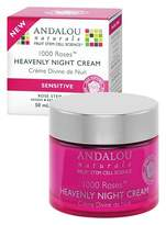 Andalou Naturals 1000 Roses Heavenly Night Cream - 1.7 Oz