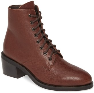 Jeffrey Campbell Gamin Lace-Up Bootie