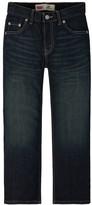 Levi's Boys 8-20 505TM Regular-Fit Straight-Leg Jeans