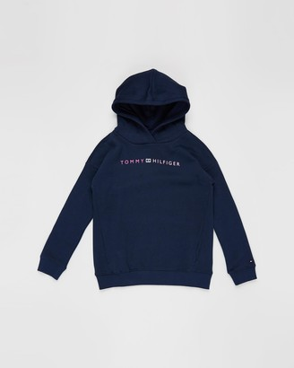 Tommy Hilfiger Essential Logo Hoodie - Teens