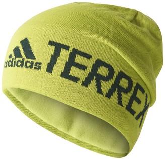 adidas Terrex Logo Beanie Women's Solar Yellow