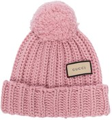 Thumbnail for your product : Gucci Wool beanie