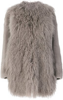 Sylvie Schimmel mix coat