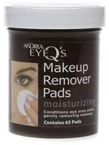 Andrea EyeQ's Eye Make-Up Remover Pads Moisturizing