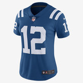 Nike NFL Indianapolis Colts Color Rush Limited Jersey (Andrew Luck) Women's Football Jersey