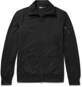 Y-3 - Slim-fit Jersey Zip-up Sweatshirt