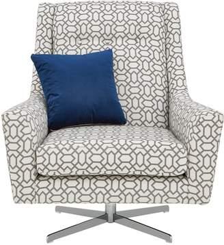KaliseFabric Swivel Chair