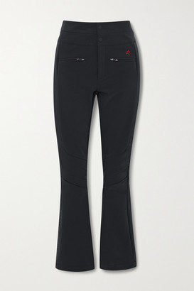 Perfect Moment Aurora High-rise Flared Ski Pants - Black