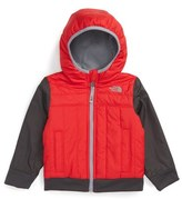 The North Face 'Yukon' Heatseeker TM Insulated Reversible Hooded Jacket (Toddler Boys & Little Boys)