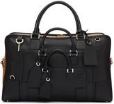 Loewe Black and Tan Amazona Multiplication 44 Bag